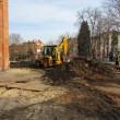 Що знайшли археологи під час реконструкції скверу Богдана Хмельницького?