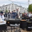 Чернігів встановив рекорд України з випікання дерунів