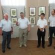 У Чернігові експонується унікальна виставка японської гравюри укійо-е «Світ кабукі»