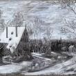 Вперше в Чернігові виставка гравюр на склі талановитого художника Анатолія Мантули