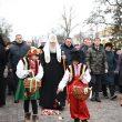 Патріарх Філарет відвідав Чернігівську єпархію і очолив у Катерининському храмі Божественну літургію