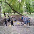 На Валу завершила дослідження Чернігівська археологічна експедиція
